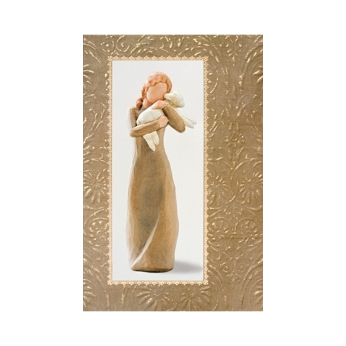 Willow Tree Christmas Card - Peace on Earth