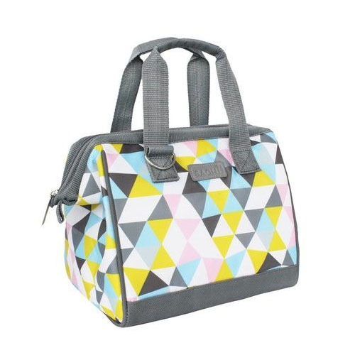 Sachi Insulated Lunch Tote - Triangle Mosaic