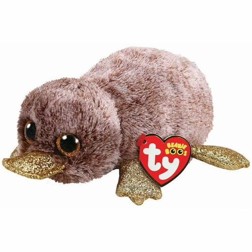 Beanie Boos - Perry the Brown Platypus Regular