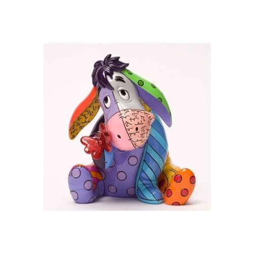 Disney Britto Eeyore Large Figurine