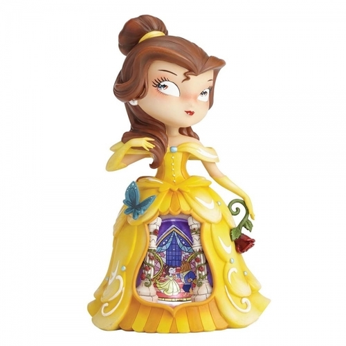 Disney Showcase Miss Mindy - Belle with Diorama