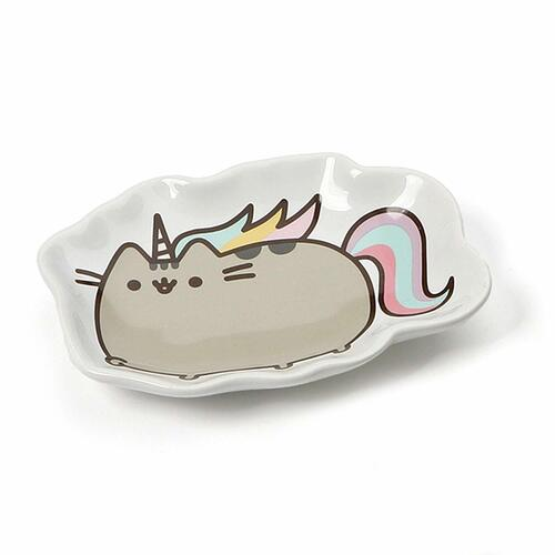 Pusheen Trinket Tray - Pusheenicorn