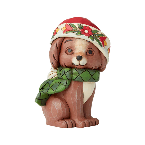 Heartwood Creek Classic - Mini Christmas Puppy