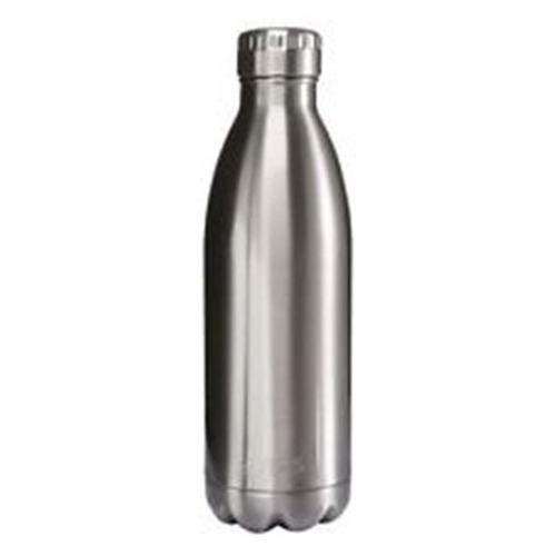 Oasis Insulated Drink Bottle - 500ml Silver