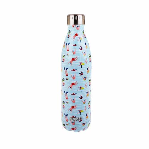 Oasis Insulated Drink Bottle - 750ml Fun in The Sun