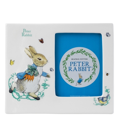 Beatrix Potter Nursery Collection - Peter Rabbit Photo Frame