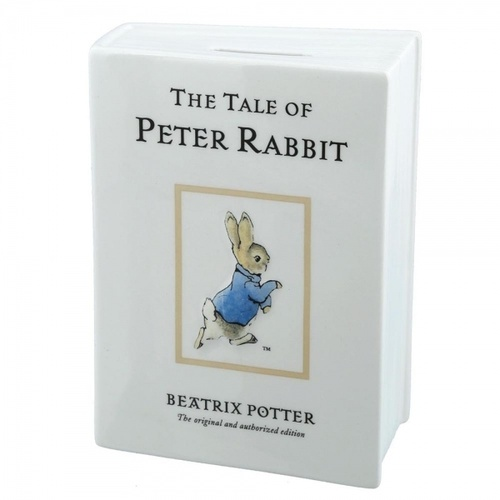 Beatrix Potter Money Bank - The Tale of Peter Rabbit