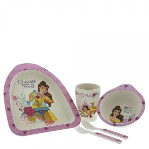Disney Enchanting Organic Dinner Set - Belle
