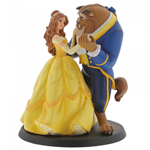 Disney Enchanting Wedding Cake Topper - Belle