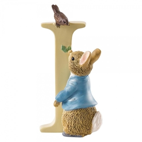 Beatrix Potter Alphabet - I - Peter Rabbit