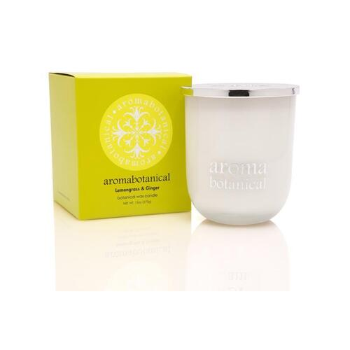 Aromabotanical Candle Lemongrass and Ginger