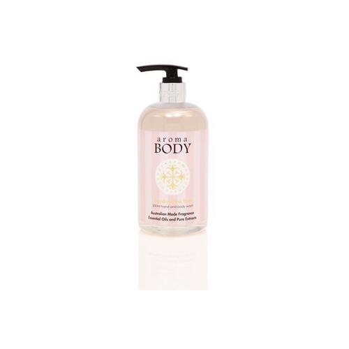 Aromabotanical Hand and Body Wash - Marshmallow Rose