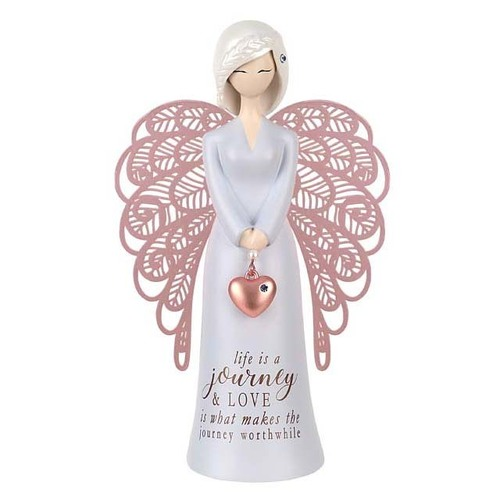 You Are An Angel Figurine 155mm - Journey and Love