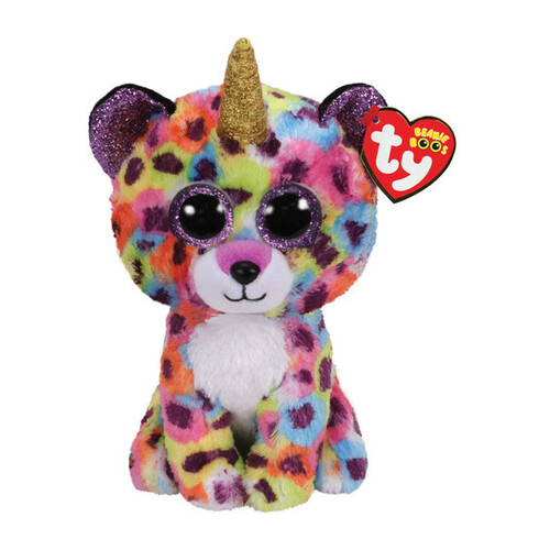 Beanie Boos - Giselle the Leopard with Horn Regular