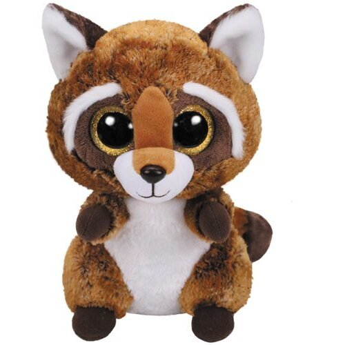 Beanie Boos - Rusty the Raccoon Medium