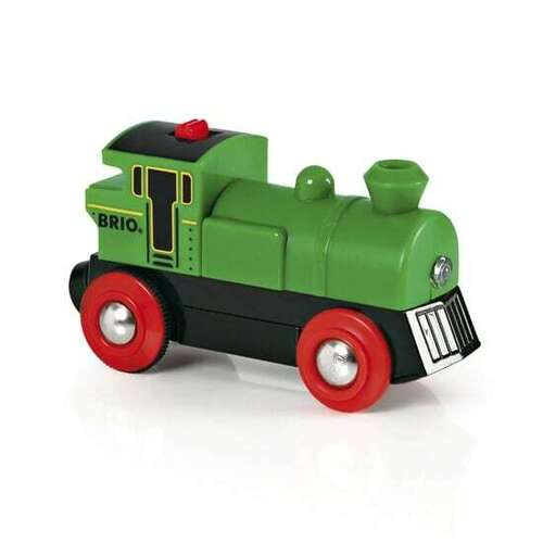 BRIO World Train - Battery Powered Engine