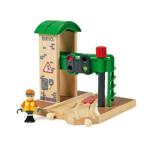BRIO World Destination - Signal Station