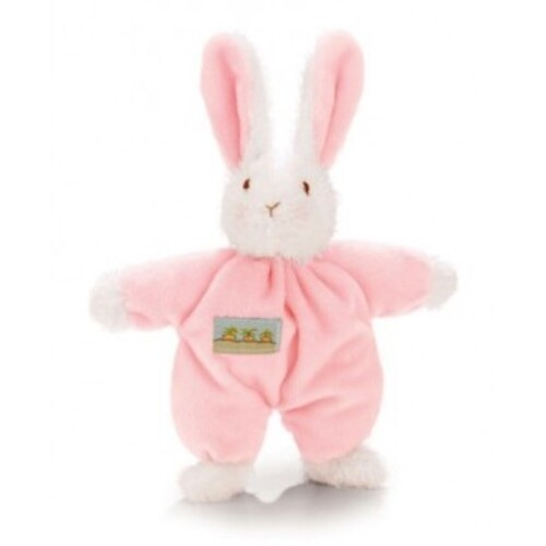Bunnies By The Bay Sweet Hops Bunny Rattle - Pink