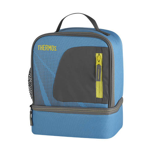 Thermos Radiance Dual Lunch Kit Light Blue