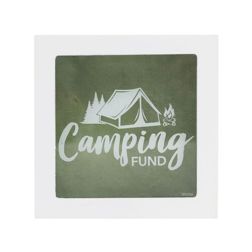 Splosh Father's Day Mini Change Box - Camping Fund