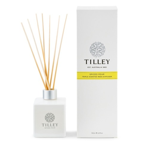 Tilley Reed Diffuser - Spiced Pear 150ml