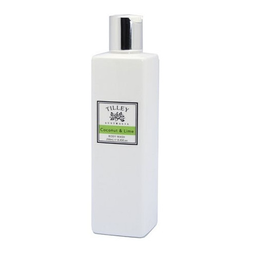 Tilley Body Wash - Coconut & Lime 250ml