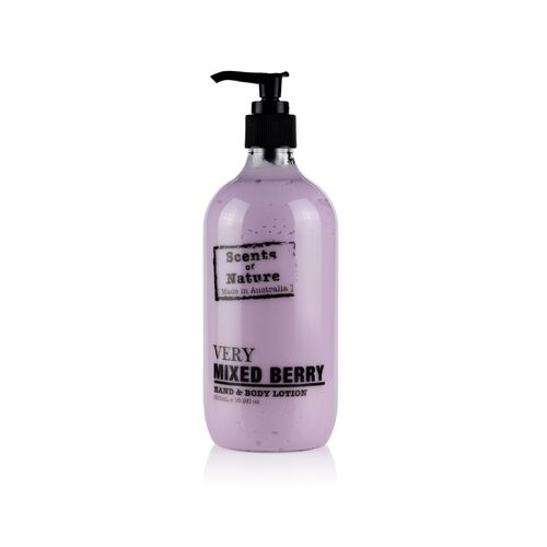 Scents of Nature by Tilley Body Lotion - Very Mixed Berry