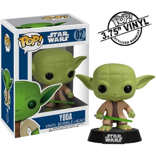 Pop! Vinyl - Star Wars - Yoda