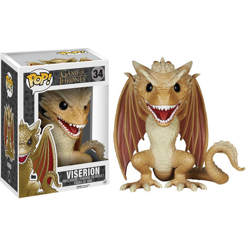 Pop! Vinyl - Game of Thrones - Viserion