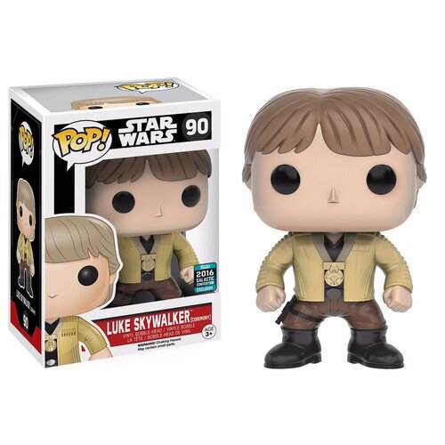 Pop! Vinyl - Star Wars - Luke Skywalker Ceremony US Exclusive