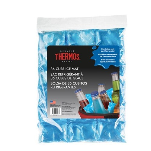 Thermos Reusable Ice Mat 36 Cube