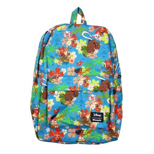 Loungefly Disney Moana - Floral Print Backpack