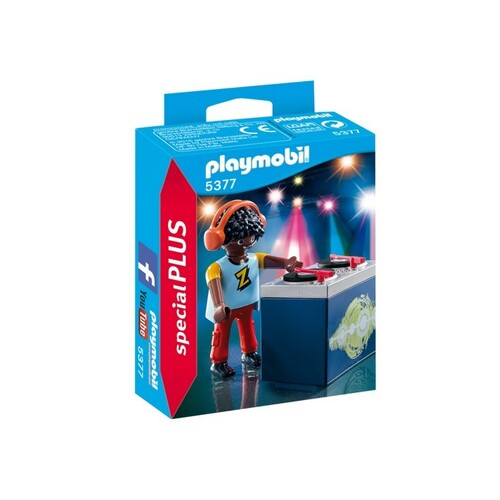 Playmobil City Life - DJ