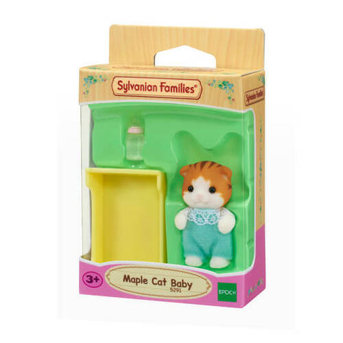 Sylvanian Families - Maple Cat Baby