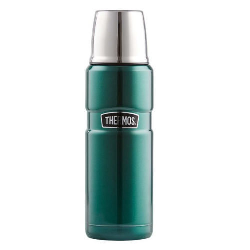 Thermos Stainless King Vacuum Flask 470ml Limited Edition Green