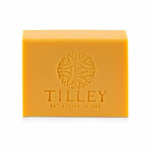Tilley Fragranced Vegetable Soap - Tahitian Frangipani
