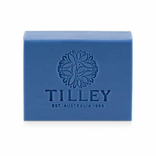 Tilley Fragranced Vegetable Soap - Violet Fields