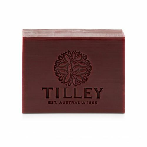 Tilley Fragranced Vegetable Soap - Pomegranate