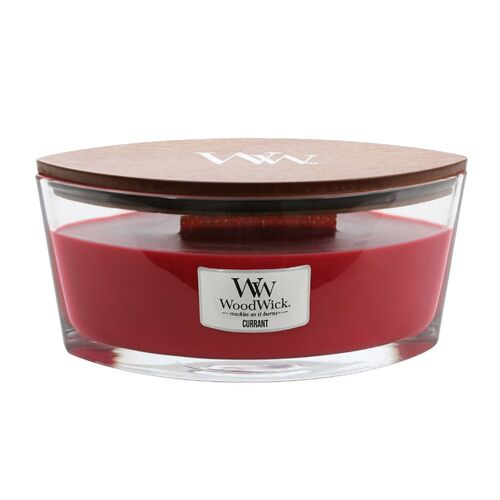 WoodWick HearthWick Candle - Currant