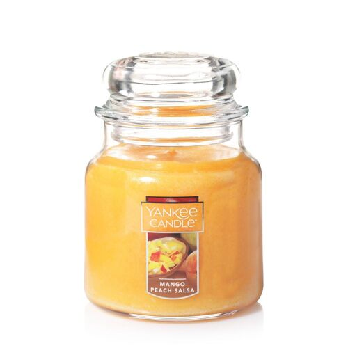 Yankee Candle Medium Jar - Mango Peach Salsa